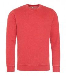 Image 7 of AWDis Washed Sweatshirt