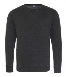 Image 6 of AWDis Washed Sweatshirt