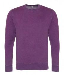 Image 4 of AWDis Washed Sweatshirt