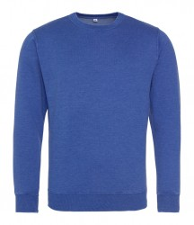 Image 9 of AWDis Washed Sweatshirt