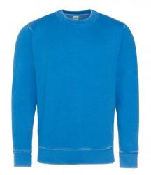 Image 2 of AWDis Washed Sweatshirt
