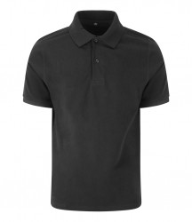 Image 2 of AWDis Stretch Piqué Polo Shirt