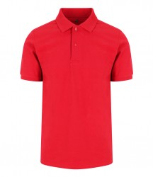 Image 4 of AWDis Stretch Piqué Polo Shirt
