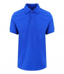 Image 5 of AWDis Stretch Piqué Polo Shirt