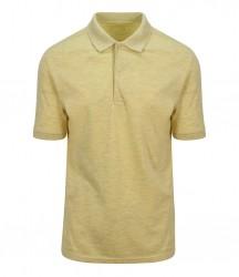 Image 5 of AWDis Surf Melange Piqué Polo Shirt