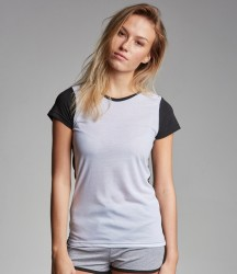 AWDis Molly Front Sub T-Shirt image