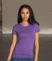 AWDis Girlie Tri-Blend T-Shirt image