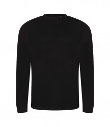 Image 6 of AWDis Long Sleeve Tri-Blend T-Shirt
