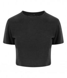 Image 5 of AWDis Girlie Tri-Blend Cropped T-Shirt