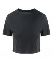 Image 3 of AWDis Girlie Tri-Blend Cropped T-Shirt