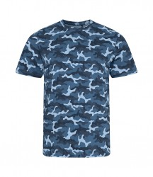 Image 2 of AWDis Camo T-Shirt