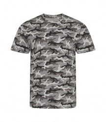 Image 3 of AWDis Camo T-Shirt