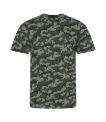 Image 4 of AWDis Camo T-Shirt