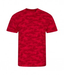 Image 5 of AWDis Camo T-Shirt