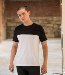 AWDis Unisex Colour Block T-Shirt image