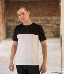 Image 1 of AWDis Unisex Colour Block T-Shirt