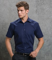 Kustom Kit Short Sleeve Classic Fit Business Shirt image