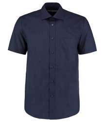 Image 3 of Kustom Kit Short Sleeve Classic Fit Business Shirt