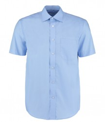 Image 4 of Kustom Kit Short Sleeve Classic Fit Business Shirt