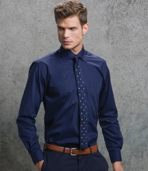 Kustom Kit Long Sleeve Classic Fit Business Shirt image