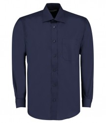 Image 4 of Kustom Kit Long Sleeve Classic Fit Business Shirt