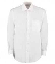 Image 2 of Kustom Kit Long Sleeve Classic Fit Business Shirt