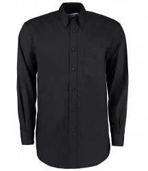 Kustom Kit Long Sleeve Corporate Oxford Shirt image