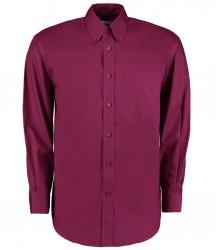 Image 5 of Kustom Kit Premium Long Sleeve Classic Fit Oxford Shirt