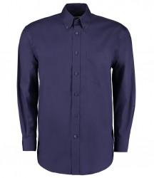 Image 7 of Kustom Kit Premium Long Sleeve Classic Fit Oxford Shirt