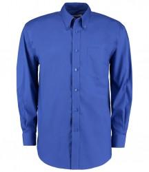 Image 9 of Kustom Kit Premium Long Sleeve Classic Fit Oxford Shirt