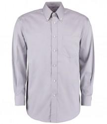 Image 10 of Kustom Kit Premium Long Sleeve Classic Fit Oxford Shirt