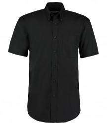 Kustom Kit Short Sleeve Corporate Oxford Shirt image