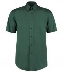 Image 3 of Kustom Kit Premium Short Sleeve Classic Fit Oxford Shirt