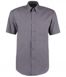 Image 5 of Kustom Kit Premium Short Sleeve Classic Fit Oxford Shirt