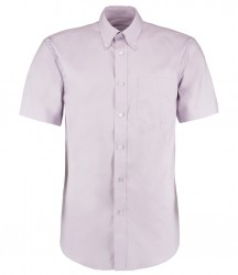 Image 6 of Kustom Kit Premium Short Sleeve Classic Fit Oxford Shirt