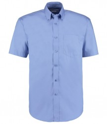 Image 7 of Kustom Kit Premium Short Sleeve Classic Fit Oxford Shirt