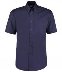 Image 8 of Kustom Kit Premium Short Sleeve Classic Fit Oxford Shirt