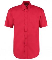 Image 9 of Kustom Kit Premium Short Sleeve Classic Fit Oxford Shirt