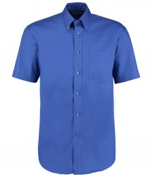 Image 10 of Kustom Kit Premium Short Sleeve Classic Fit Oxford Shirt
