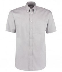 Image 11 of Kustom Kit Premium Short Sleeve Classic Fit Oxford Shirt