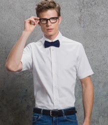 Kustom Kit Premium Short Sleeve Classic Fit Oxford Shirt image