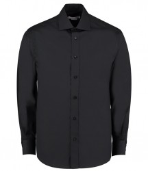 Kustom Kit Long Sleeve Executive Premium Oxford Shirt image