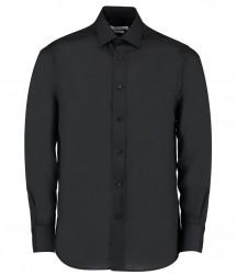 Kustom Kit Long Sleeve Tailored Fit Business Shirt image