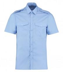 Kustom Kit Short Sleeve Pilot Shirt image