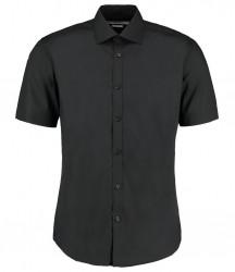 Kustom Kit Short Sleeve Slim Fit Business Shirt image