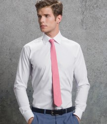 Kustom Kit Long Sleeve Slim Fit Business Shirt image