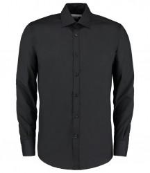 Kustom Kit Long Sleeve Slim Fit Business Shirt image