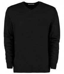 Kustom Kit Merino Blend V Neck Sweater image