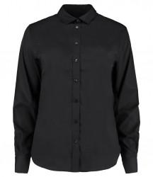 Kustom Kit Ladies Long Sleeve Premium Corporate Shirt image