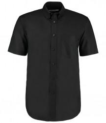 Kustom Kit Short Sleeve Workwear Oxford Shirt image